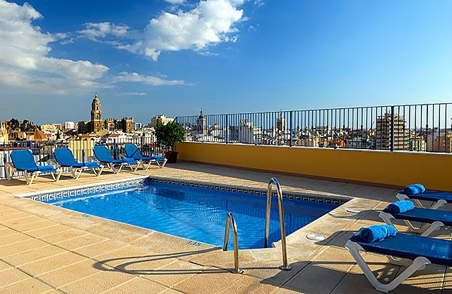 Malaga Centro Hotel in Malaga, Spain - Book Budget Hotels with Hostelworld.com