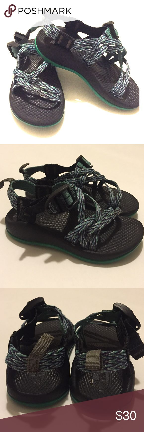 Kids Chaco shoes Kids ZX/1 EcoTread Chacos. Size 11, color Dagger. Great used condition. Open to offers. Chacos Shoes Sandals & Flip Flops