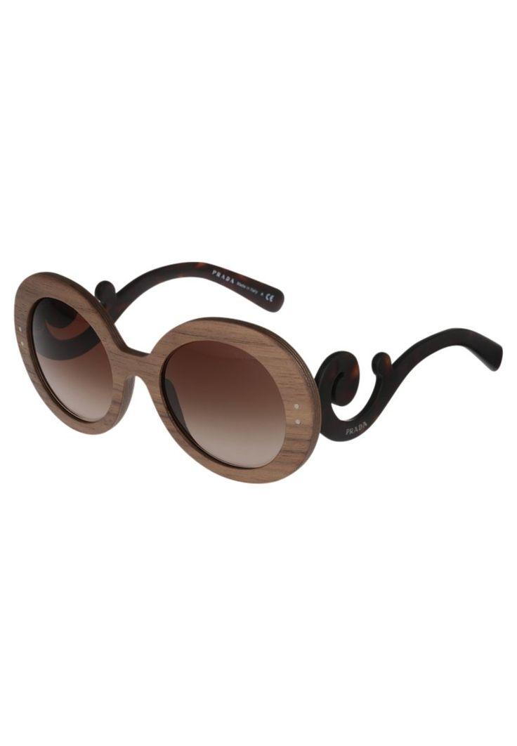 Prada Okulary przeciwsłoneczne light brown