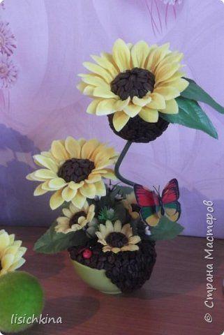 Кофейные вытворялки ( много фото ) фото 3