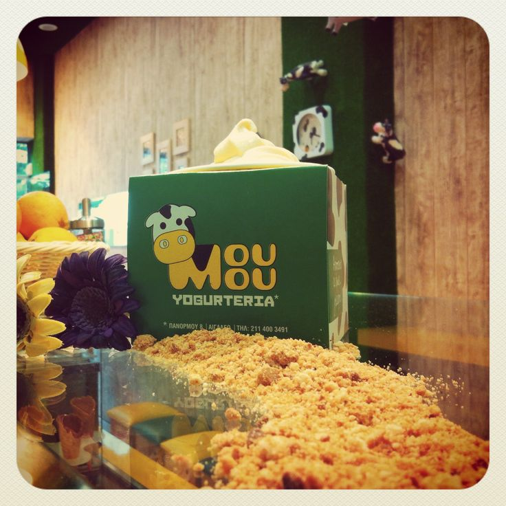 #frozenyoghurt #bubbletea #greece #moumou #moumouyogurteria #yogurteria #food #drink #quality #tasty #yummy #best #toppings #shop #love #delicious #friends #biscuitflavour #biscuit