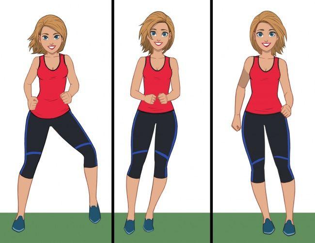 5 minutos 3 veces a la semana de este ejercicio y en un for Rosario fitness gimnasio