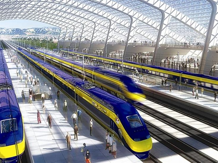 Image detail for -Superfast Bullet Trains Are Finally Coming to the U.S. « Xenophilia ...