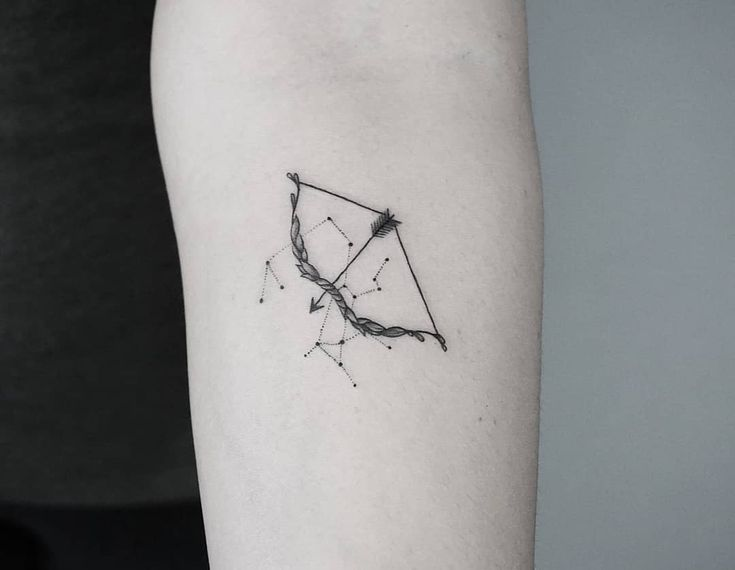 34 Best Sagittarius Tattoos Design And Ideas for Women And Men 2019 - Page 2 of 34