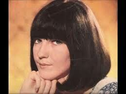 Cathy McGowan's fab hair
