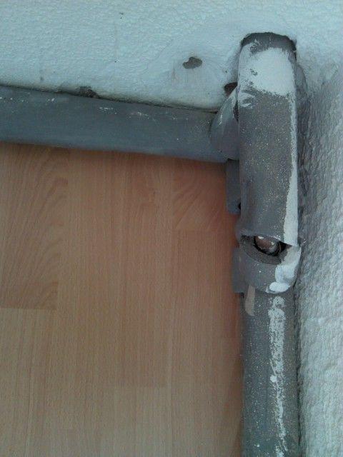 """2011/12 """"Private Wohnung"""" (Kunde)  Renovieren, Tapezieren, Laminatboden verlegen!"""
