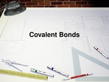 These notes have been designed to help students understand covalent bonds as a type of chemical bonding. Definitions and examples have been included in this presentation. If you are teaching about chemical bonds in general, check out this bundle of presentations for covalent, ionic and metallic bonds: http://www.teacherspayteachers.com/Product/Notes-Bundle-Chemical-Bonds-1070459