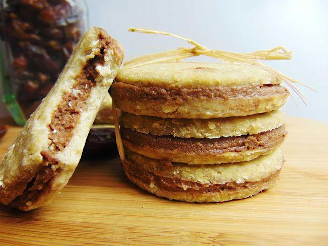 Aktywne Żywienie: Markizy jaglane z kremem daktylowo-czekoladowym bez pieczenia