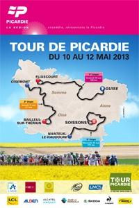 The race Tour de Picardie 2013