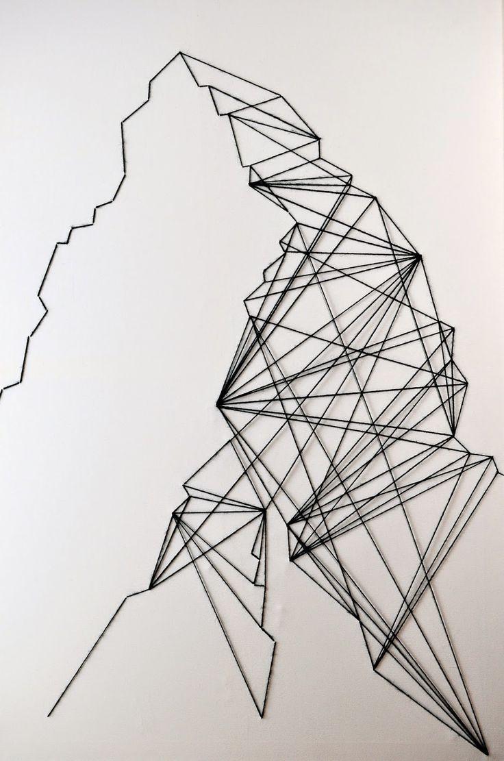 how to create geometric art