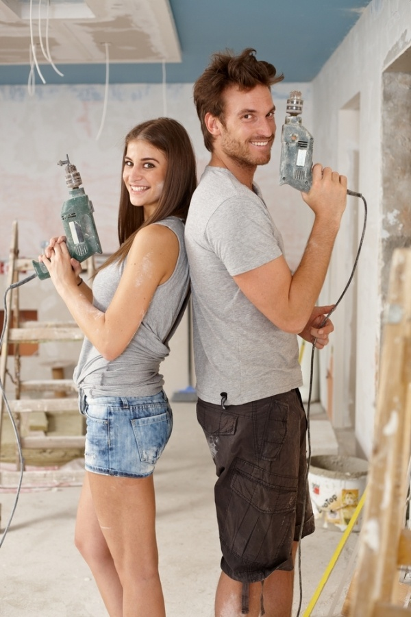 Tips for when the home renovations start getting to you