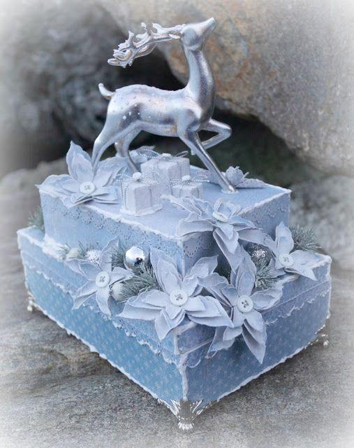 Mitt Lille Papirverksted: The Silver Deer