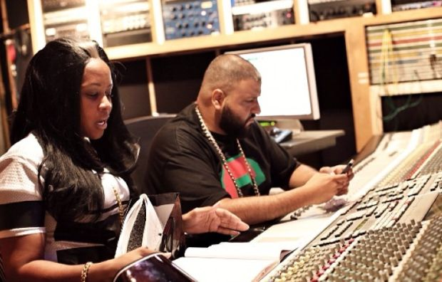 Remy Ma Comes Home From Jail, Records With DJ Khaled & Disses Nicki Minaj?! =/