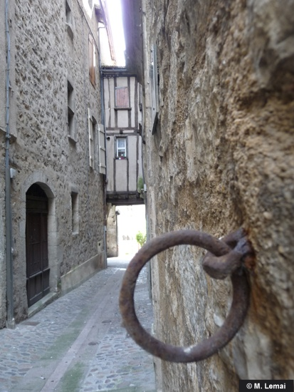 Ruelle typique de la Bastide