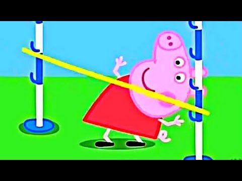 Peppa Pig English Episodes Compilation # 242 - YouTube