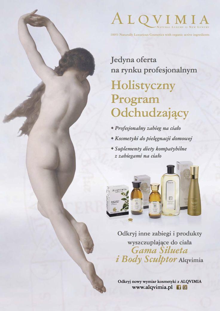 Suplement diety Body Sculptor to uzupełnienie linii kosmetyków Body Sculptor  tylko działanie w synergii gwarantuje skuteczne działanie
