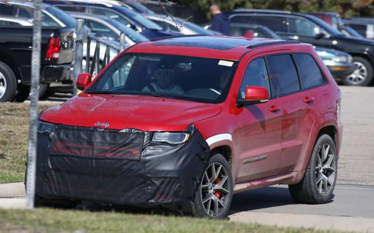 2018 Jeep Grand Cherokee Trackhawk Price, Specs and Release Date   http://www.2017carscomingout.com/2018-jeep-grand-cherokee-trackhawk-price-specs-and-release-date/