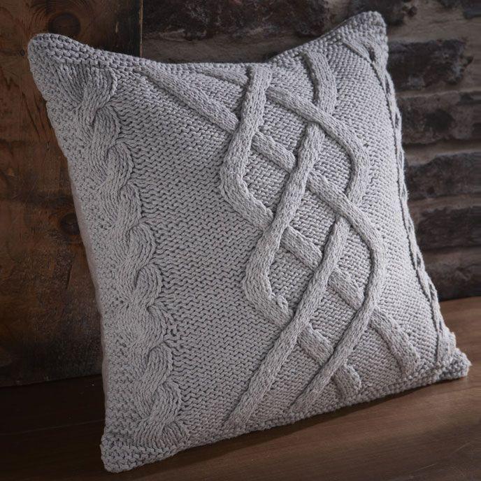 17 meilleures id es propos de oreiller en crochet sur for Salon tricot