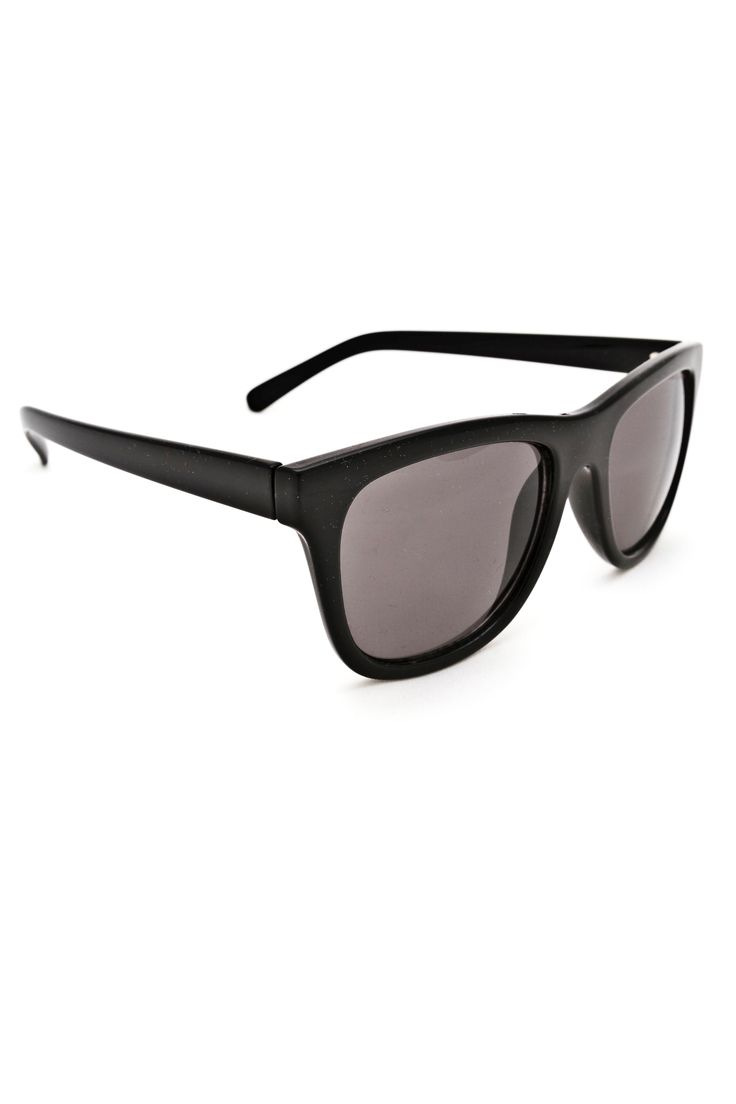 Cheap Monday Timeless Sunglasses in Black