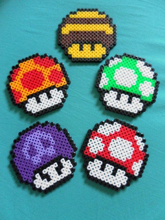 Juego de Nintendo Super Mario Bros & Mario por PorcupineSpines