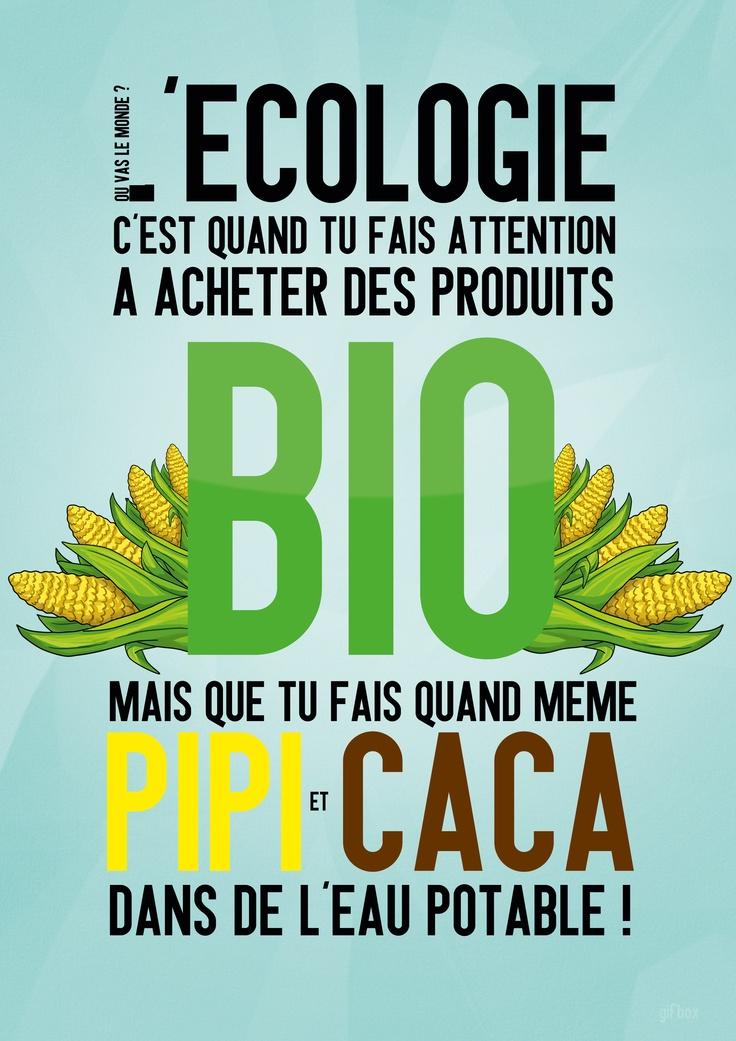 L'ecologie