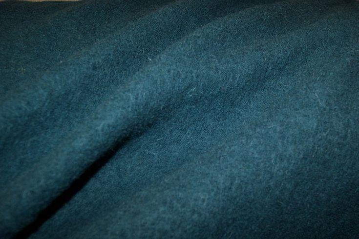 NB 4578-124 Gekookte wol petrol