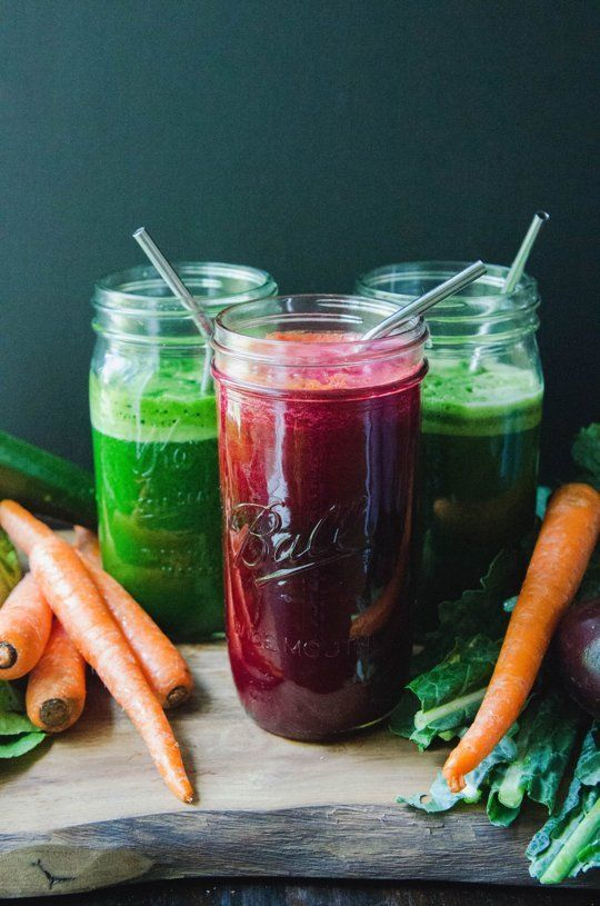 A Visual Guide to Juicing Vegetables: How Many Veggies Go in a Cup?