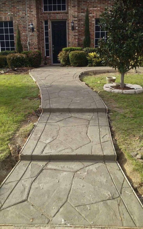 96 best patio images on pinterest backyard ideas decks for Best way to clean concrete sidewalk