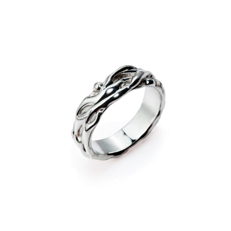 FLUID RING #pulse_jewellery  #sterling #silver #925 #jewellery #jewelry #ring #rings #fluid #liquid