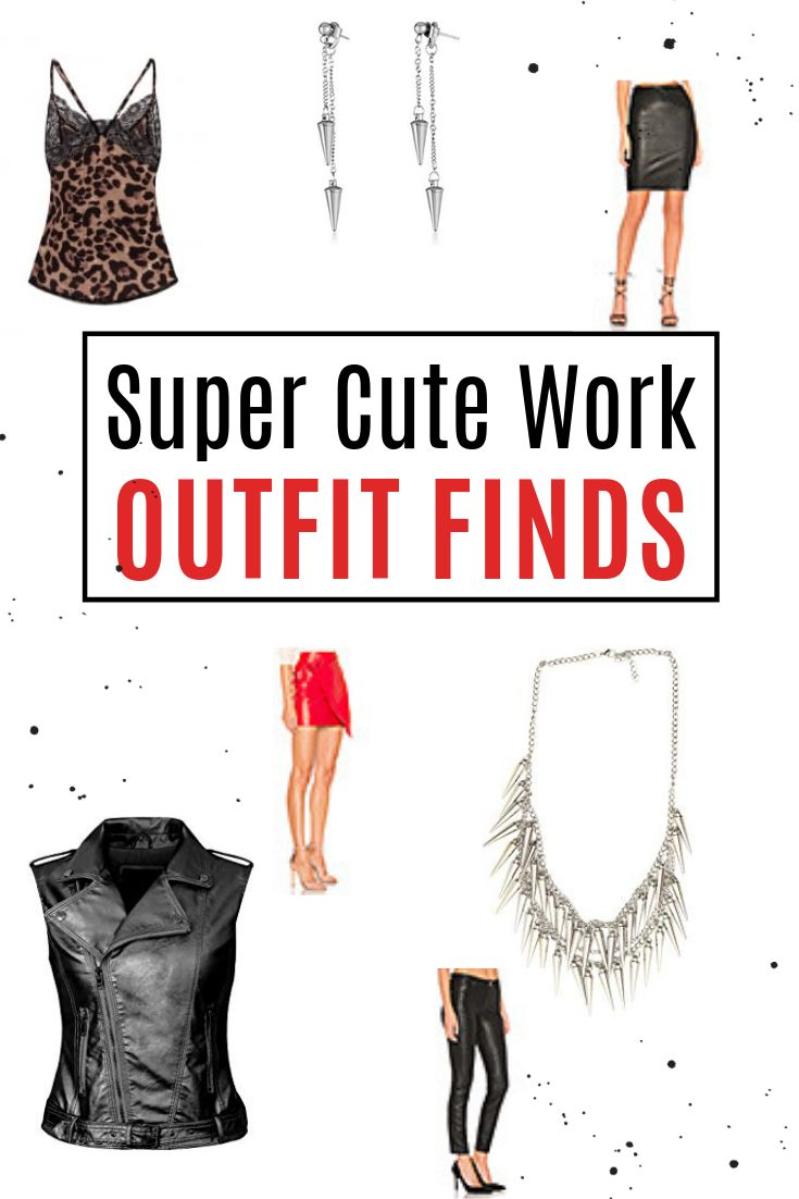 How to maintain an edgy style - even in the office!  . . .   edgy outifts, edgy fashion, edgy clothes, edgy, sassy, sassy outfits, sassy clothes, offi...
