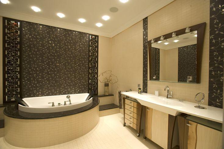 Image On Modern Bath TURK SH HOME DES GN Pinterest Modern baths Bath and Modern