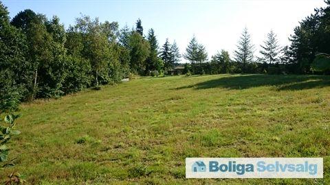 Stigsbjergvej 5, 8400 Ebeltoft - Fantastisk flot grund på hele 1732 m2 ved Mols bjerge klar til byg. #fritidsgrund #grund #grundsalg #mols #ebeltoft #selvsalg #boligsalg #boligdk