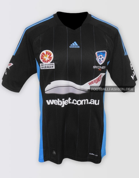Sydney FC adidas 2012/13 Away Kits