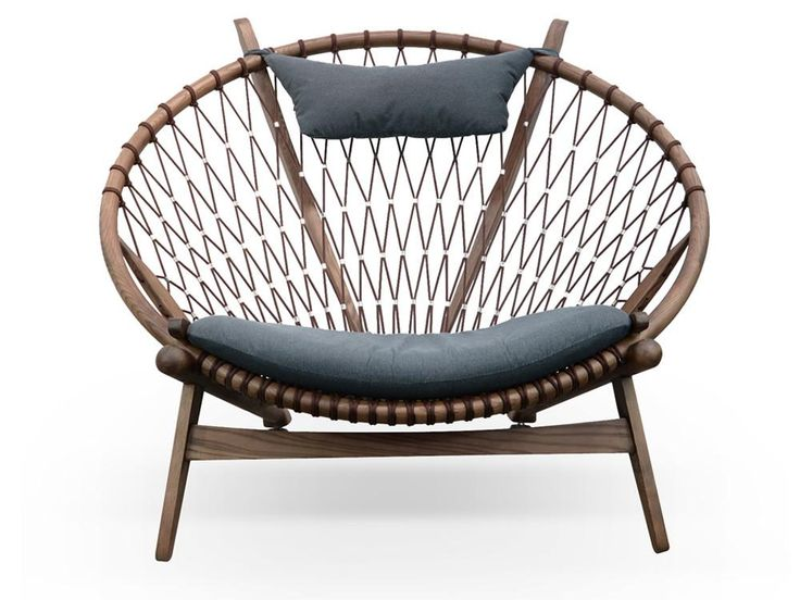 Ash Wood and Mesh Feature Chair (Charcoal) - FREE SHIPPING AUSTRALIA WIDE