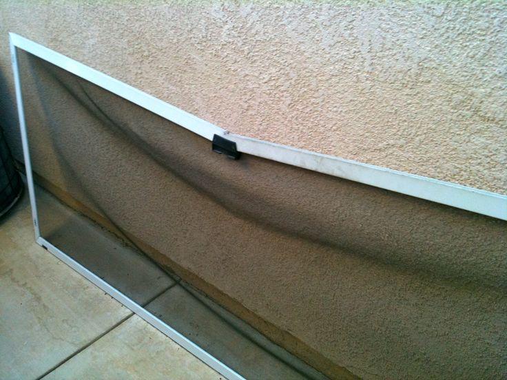 Patio Screen Door Replacement