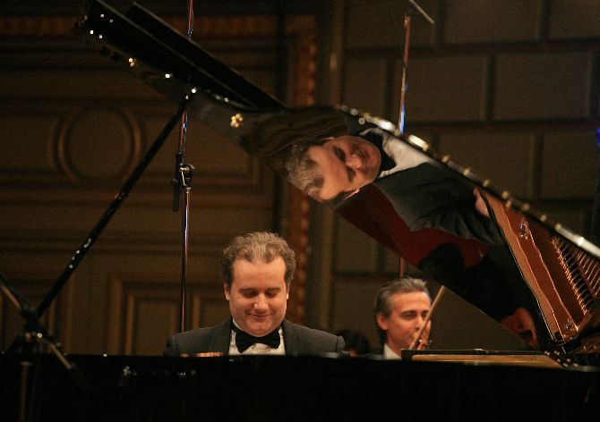 Spaniard wins piano finals at George Enescu competition in Romania