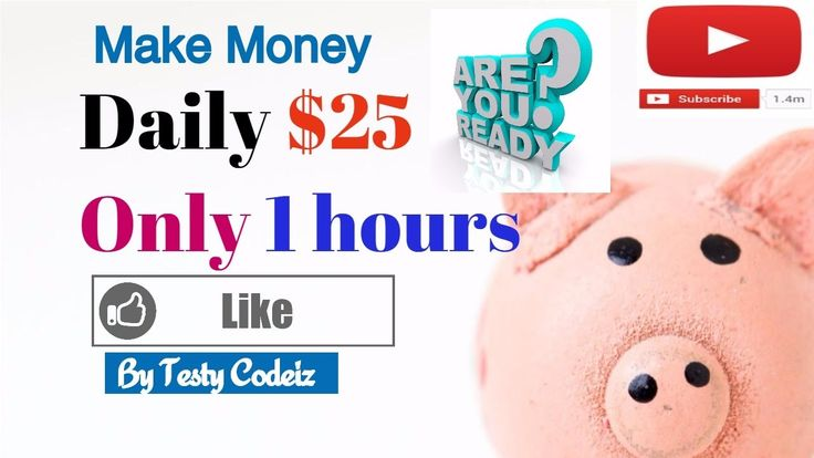 earn money online daily $25 and transfer direct bank account by testy Co...