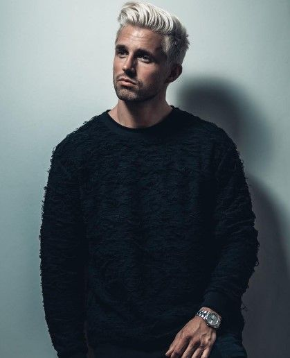 Marcus Butler New Hairstyle