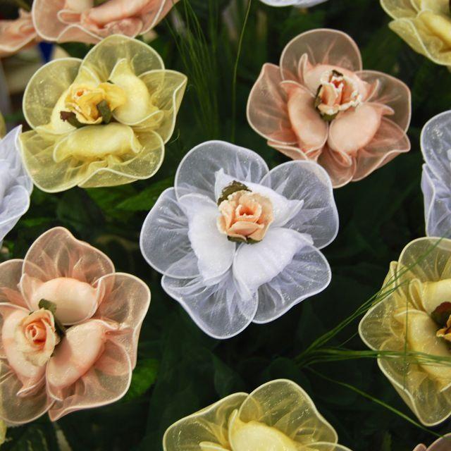 Contessa Confetti Flower