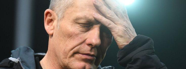 Seine Mannschaft etwa blieb am Sonntag gegen den FC Bayern München ohne Tor: Freiburgs Trainer Christian Streich.