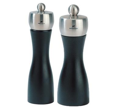 Peugeot Fidji Salt & Pepper Set - Black