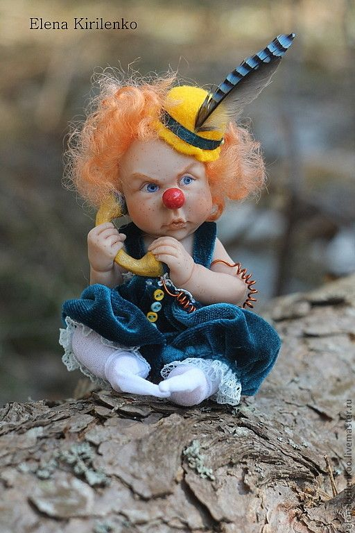 Замечательные куклы-пупсы, созданные руками