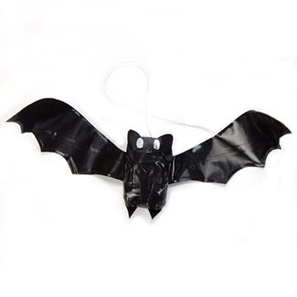 Duct Tape Bat - Halloween Craft