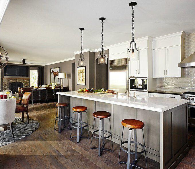 13 best Moderne Kücheninsel images on Pinterest Contemporary - moderne offene küche