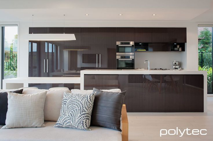 A modern dark smokey grey straight oak design - suited to horizontal and…