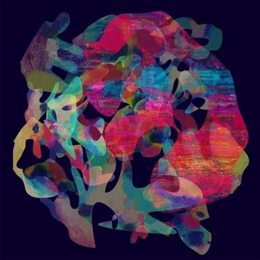 "Saatchi Art Artist Sylwia Borkowska; New Media, ""Digital nr 1/15"" #art"