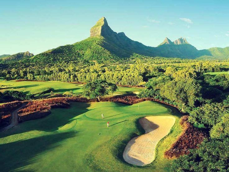 Mauritius - A Fantastic Golf Destination