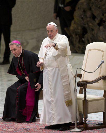 Últimas noticias del papa Francisco, hoy 22 de diciembre de 2014