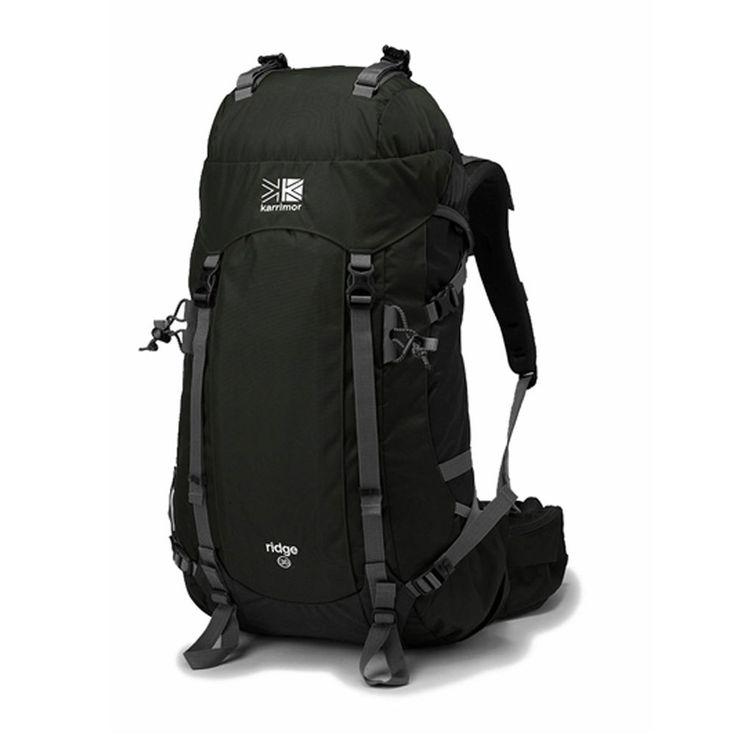 Karrimor Ridge 30 Litros Tipo 1 Mochila Negro rucsack auténtico in Artículos deportivos, Deportes al aire libre, Campamento y senderismo | eBay