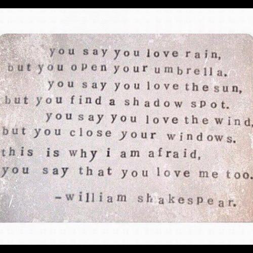 favorite shakespeare quote.